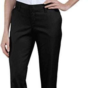 Dickies Women's Plus-Size Wrinkle Rsistant Pant
